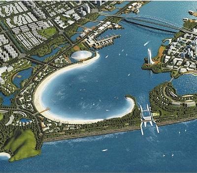 打造海滨浴场 宁波梅山要建1.88公里人工沙滩